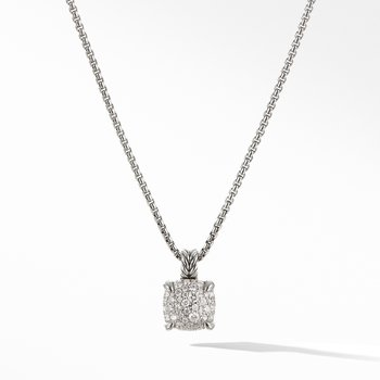 Chatelaine® Pendant Necklace with Diamonds