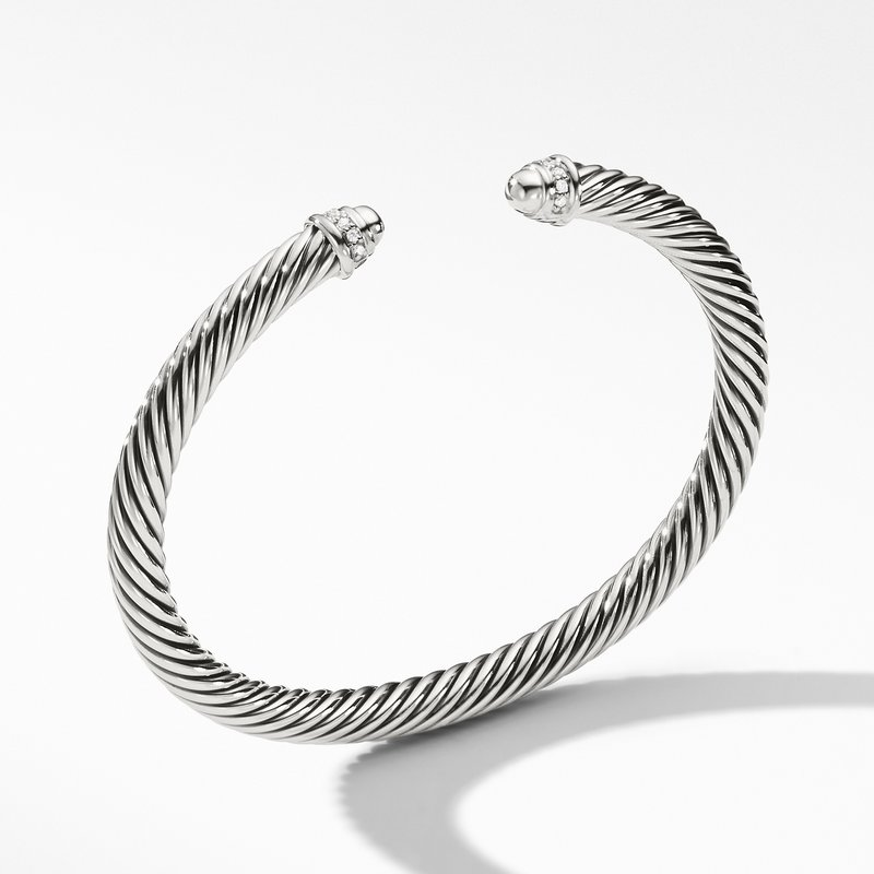 David Yurman Cable Classics Collection® Bracelet with Diamonds