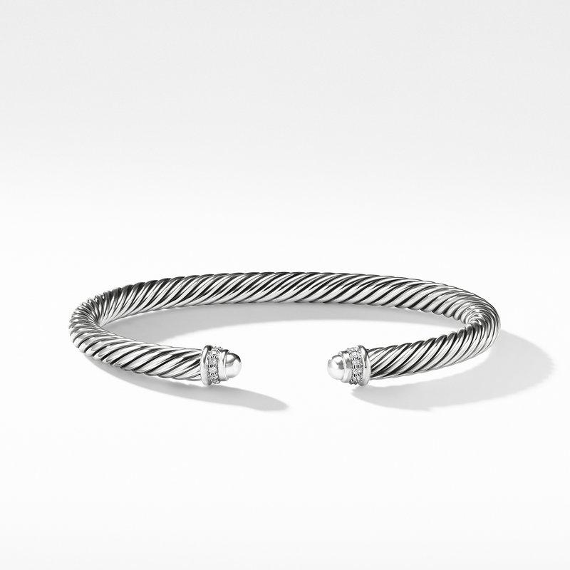 David Yurman Cable Classics Collection® Bracelet with Diamonds