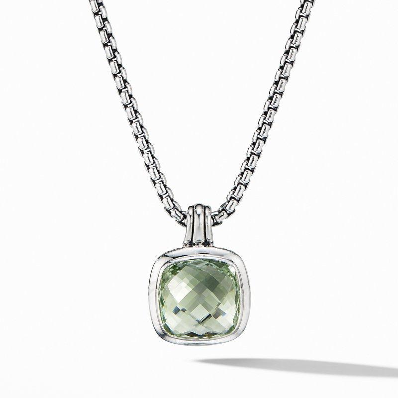 David Yurman Albion® Pendant with Prasiolite