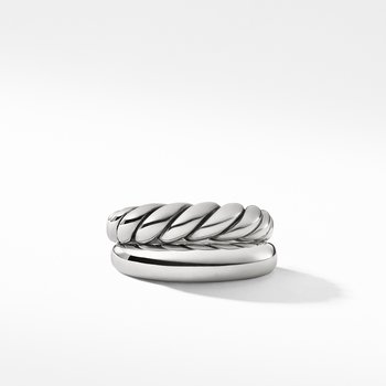 Pure Form Stack Ring