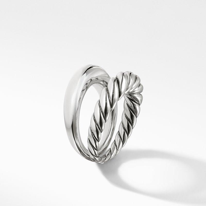 David Yurman Pure Form Stack Ring