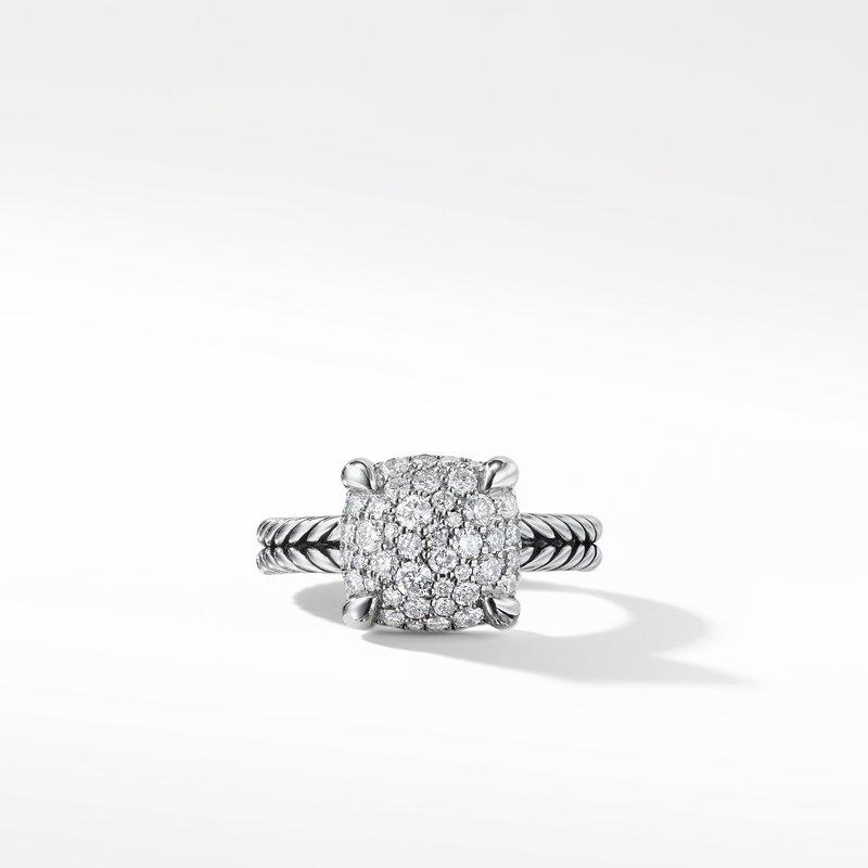 David Yurman Châtelaine Ring with Diamonds