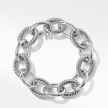 Oval Extra-Large Link Bracelet