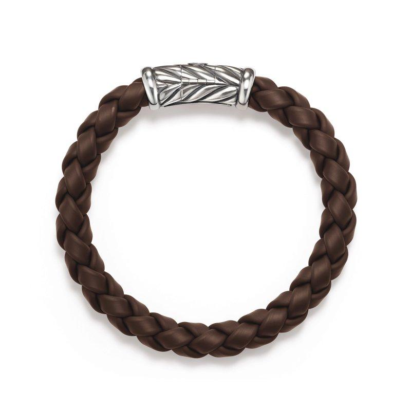 David Yurman Chevron Bracelet in Brown
