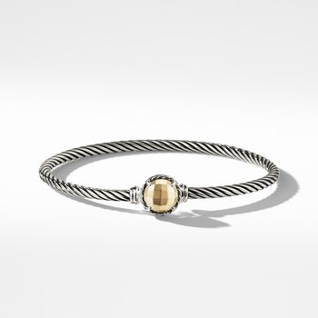 Chatelaine® Bracelet with 18K Gold