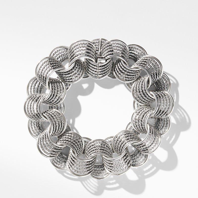 David Yurman DY Origami Link Bracelet