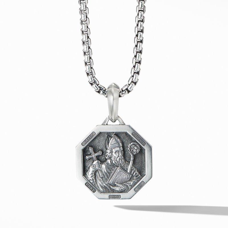 David Yurman St. Patrick Amulet