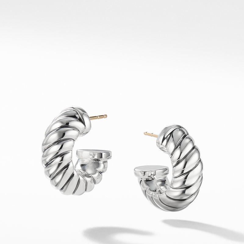 David Yurman Cable Classics Earrings