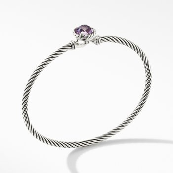 Chatelaine® Bracelet with Amethyst