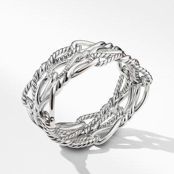 Continuance Multi Row Cuff with Diamonds