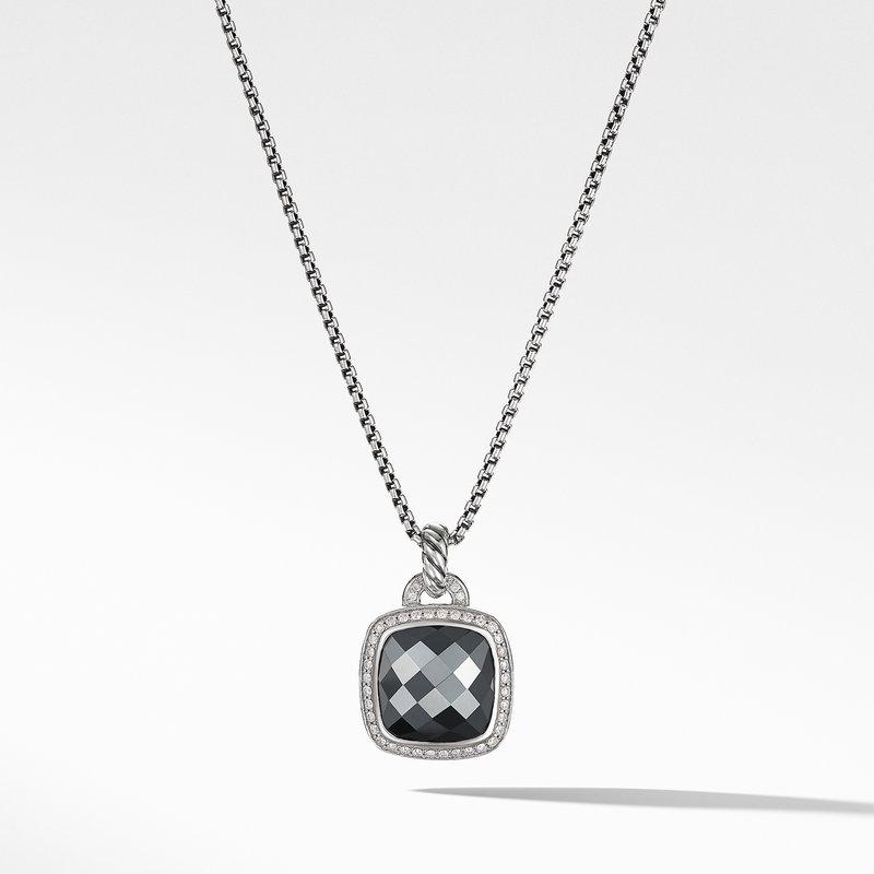 David Yurman Pendant Hamatine and Diamonds
