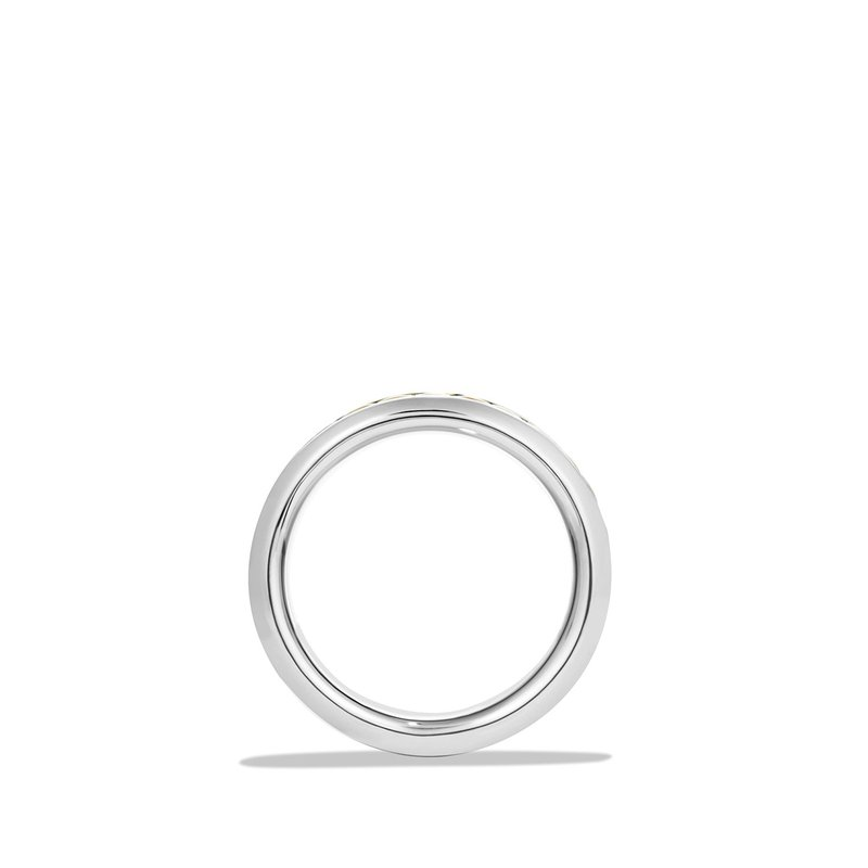 David Yurman Cable Classic Ring with 18K Gold