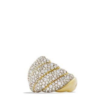 Hampton Pave Ring with Diamonds