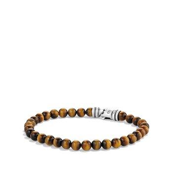 Spiritual Beads Bracelet with Tiger's Eye