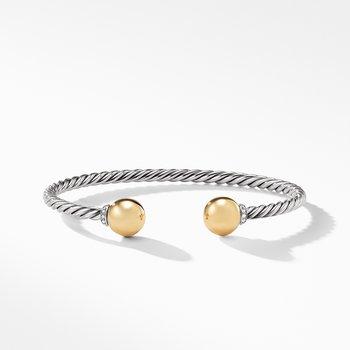 Solari Bracelet with Diamonds and 18K Gold