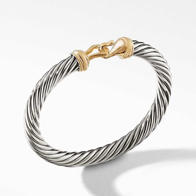 David Yurman Bracelet with Gold