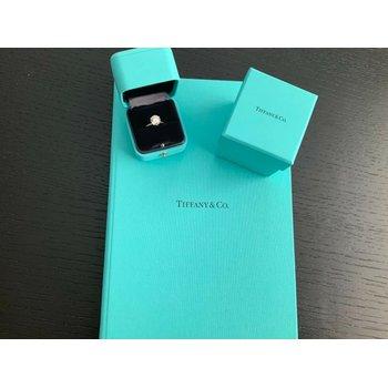 Tiffany Round 2.14 ct I VS1 $49k NEW 2019 Model