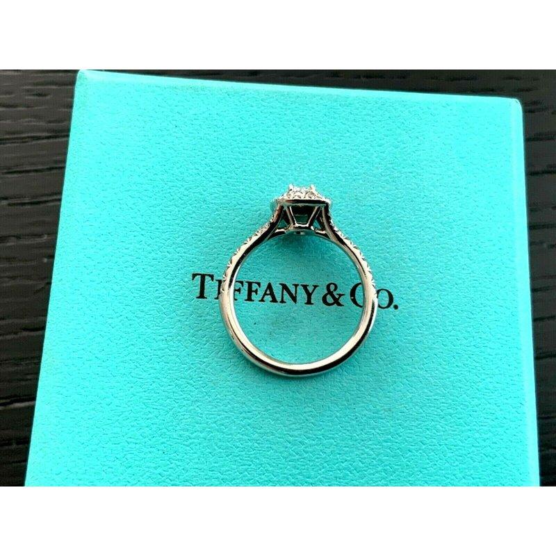 Pre-Loved Jewelry Tiffany Soleste .47 ct E VVS2 $5k NEW