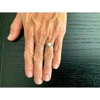 Pre-Loved Jewelry Tiffany Round .60 F VS2 3 EXC $7k NEW