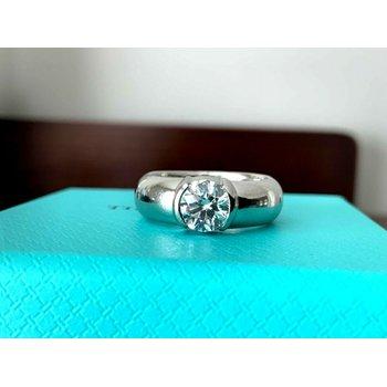 Tiffany Etoile 1.00 ct E VS2 $20k NEW