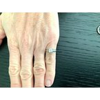 Pre-Loved Jewelry Tiffany Lucida .76 ct E VS1 $10k NEW