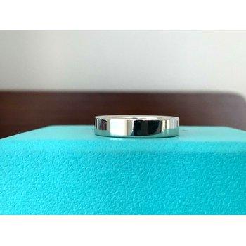Tiffany Essential 4 mm Wedding Band Size 5.5 $2k NEW