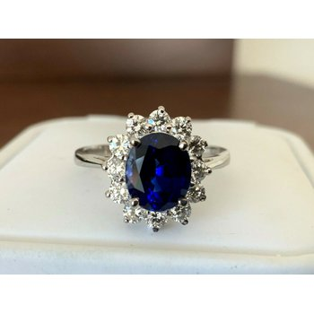Royal Blue Madagascar Sapphire 2.02 ct