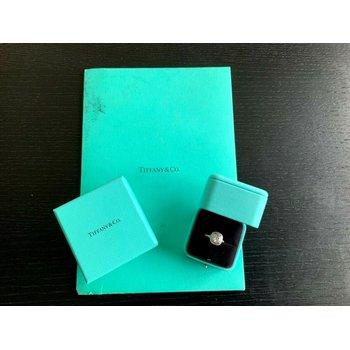 Tiffany Soleste 1.60 ct G VS1 $27k NEW