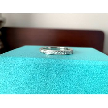 Tiffany GRACE Diamond Wedding Band