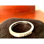Pre-Loved Jewelry Tiffany GRACE Diamond Wedding Band