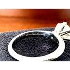 Pre-Loved Jewelry Tiffany Round 2.01 ct H VVS1 3EXC $64k NEW 2019