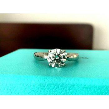 Tiffany & Co HARMONY Round 1.25 ct $18k NEW