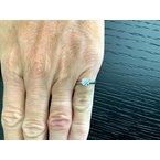Pre-Loved Jewelry Tiffany Round .61 D VVS2 3 EXC $11k NEW