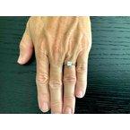 Pre-Loved Jewelry Tiffany Princess .73 G VS2 $8k NEW