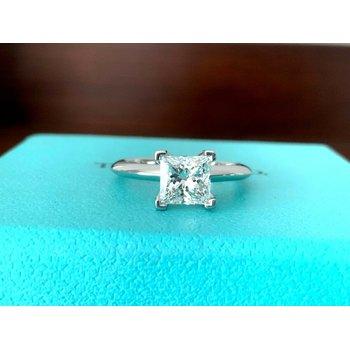Tiffany Princess 1.02 ct G VS2 $16k NEW