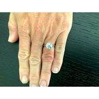 Pre-Loved Jewelry Tiffany Round 2.33 ct G VS2 $65k NEW
