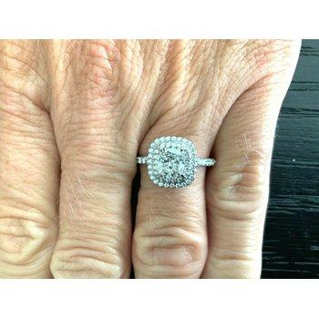 Tiffany Soleste 1.37 ct H VS1 $20k NEW