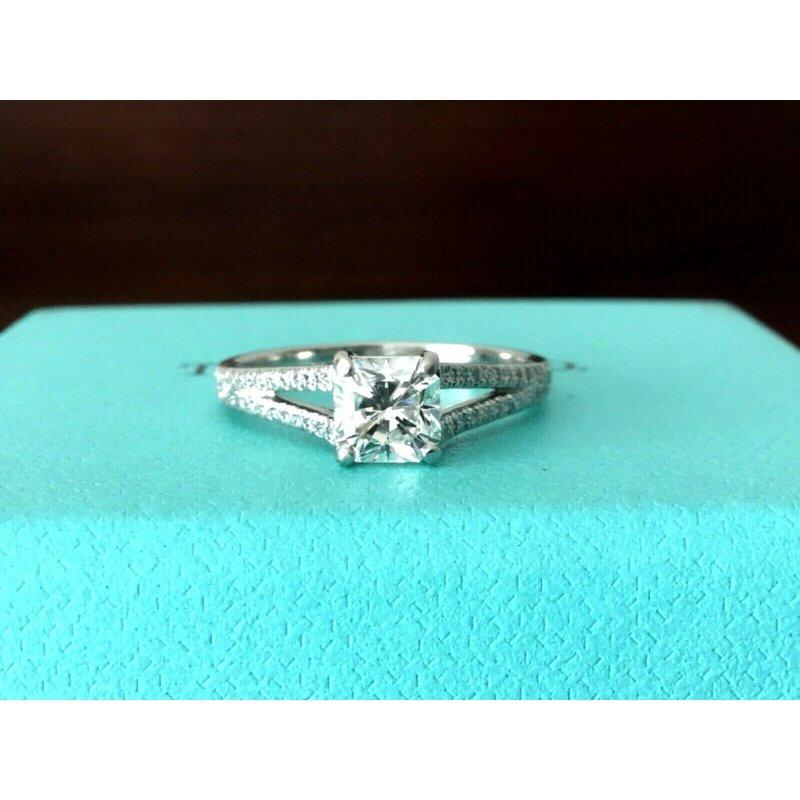 Pre-Loved Jewelry Tiffany Lucida .85 Split Shank