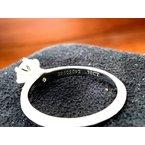 Pre-Loved Jewelry Tiffany Round .70 ct H VS1 $8k NEW