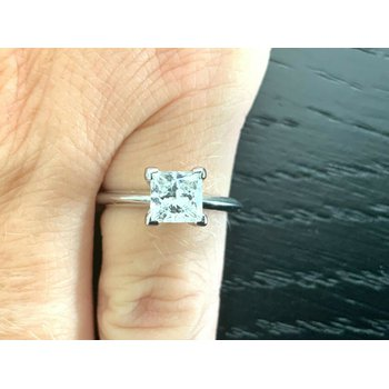 Tiffany Princess 1.03 ct F VS2
