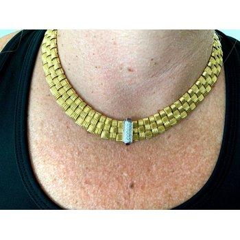Roberto Coin Appasionata 18k Diamond Necklace $20k NEW