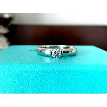 Tiffany Etoile .22 H VVS1 3 EXC $2300 NEW