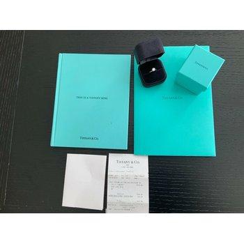 Tiffany Round .81 ct G VS1 $10k NEW