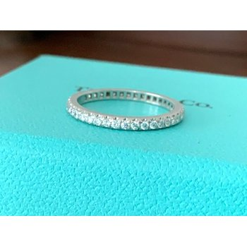 Tiffany Soleste Diamond Wedding Band $3500