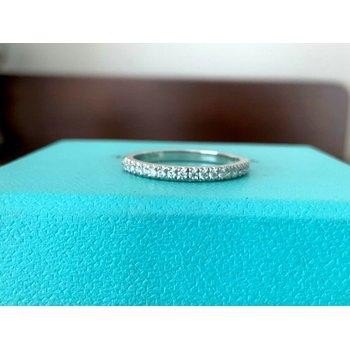 Tiffany Soleste Diamond Wedding Band 1/2 Eternity