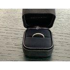 Pre-Loved Jewelry Tiffany Soleste Diamond Wedding Band 1/2 Eternity
