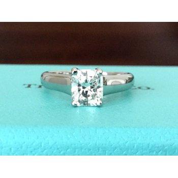Tiffany Lucida .83 carat