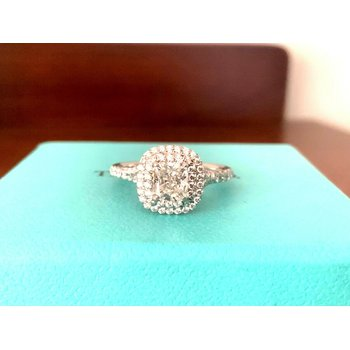 Tiffany SOLESTE 1.07 ct G VS1 $11k NEW