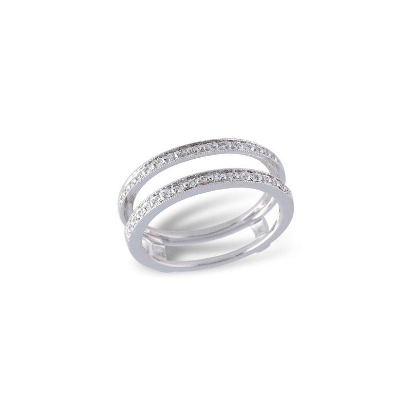 Allison-Kaufman 14KW Diamond Ring Guard